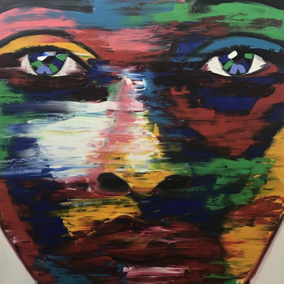 50% OFF | Abstract Portrait