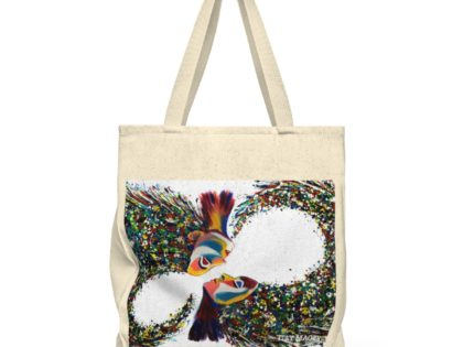 Canvas tote bag by Itay Magen