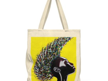 A stylish tote bag by Itay Magen